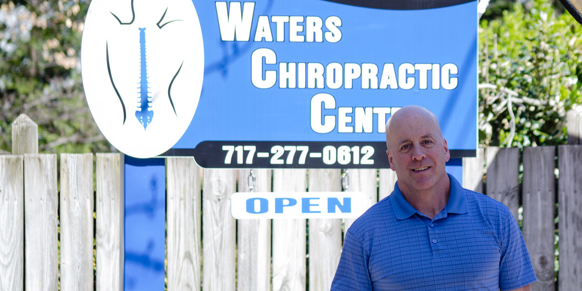 Welcome to Waters Chiropractic Center